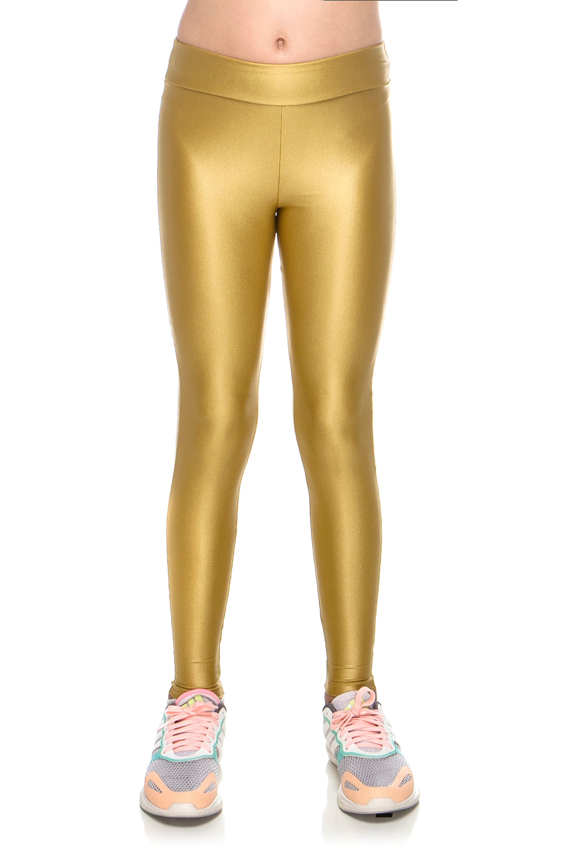 0cf0ab35e2 Legging Kids Pontinho Cirrê Mel – Roupa de Academia – Mulher Elástica Moda  Fitness - mulherelastica