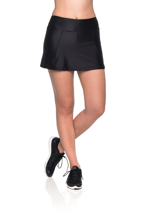 b09e8edf7 Saia Shorts Fitness Perfect Basic – Roupa de academia– Mulher ...