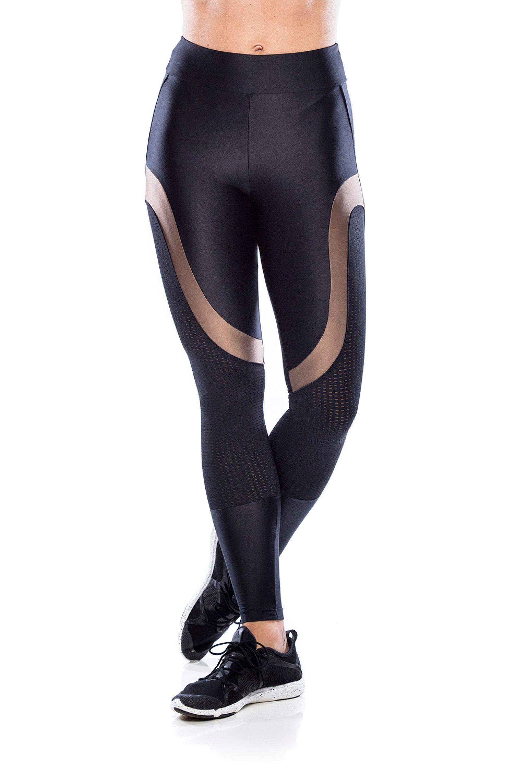 c2cc453480 Legging Fitness Netz Move – Roupa de academia moderna e cheia de ...