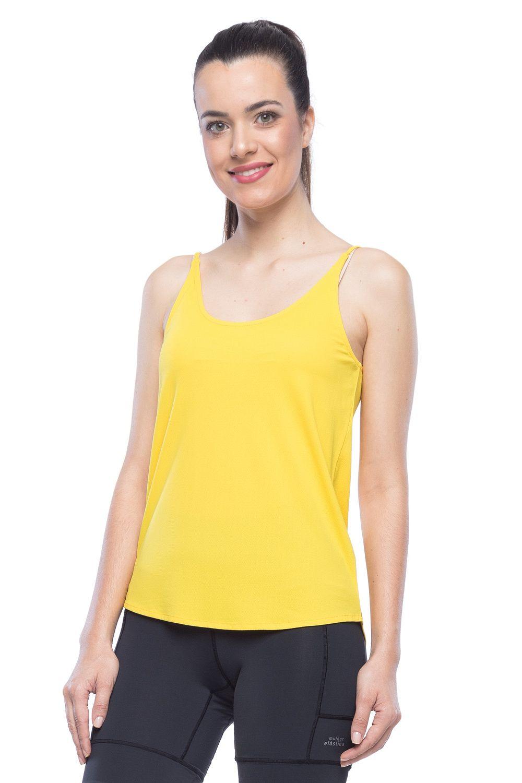 Regata Lara - Amarelo